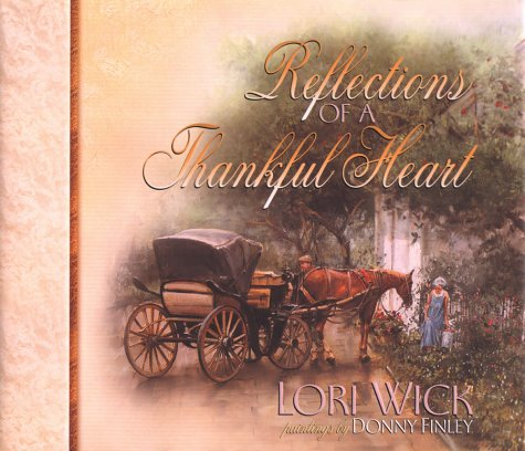 9780736902984: Reflections of a Thankful Heart
