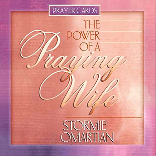 9780736904711: The Power of a Praying Wife Prayer Cards