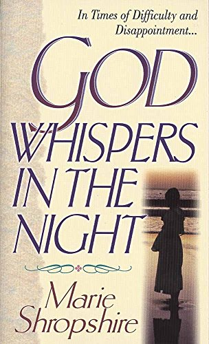 9780736906951: God Whispers in the Night