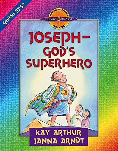 9780736907392: Joseph--God's Superhero: Genesis 37-50 (Discover 4 Yourself® Inductive Bible Studies for Kids)