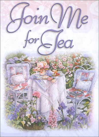 9780736907644: Join Me for Tea Invitations