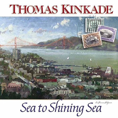 9780736907798: Thomas Kinkade's Sea to Shining Sea