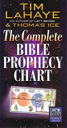 9780736908351: The Complete Bible Prophecy Chart (6-Panel Foldout)