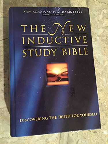 9780736908849: New Inductive Study Bible