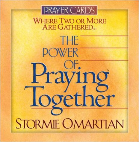 9780736910712: The Power of Praying Together Prayer Cards