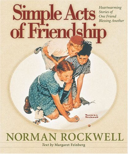 9780736910927: Simple Acts of Friendship: Heartwarming Stories of One Friend Blessing Another