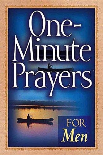 9780736912877: One-Minute Prayers® for Men