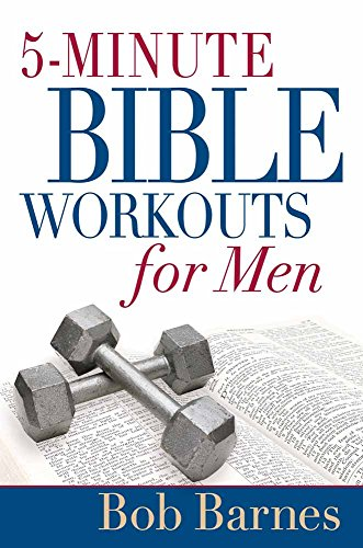 9780736913294: 5-Minute Bible Workouts for Men