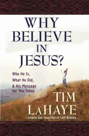 9780736913645: Why Believe in Jesus?