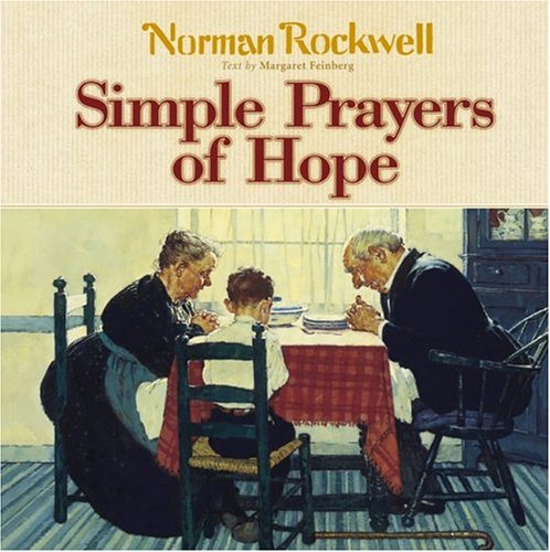 9780736915175: Simple Prayers of Hope (Norman Rockwell)