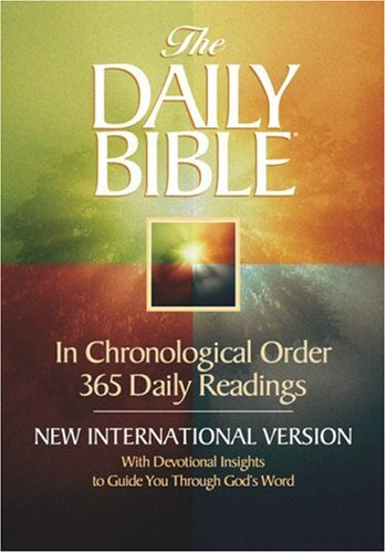 9780736915823: The Daily Bible® Compact Edition