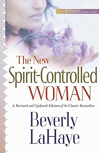 9780736915953: The New Spirit-Controlled Woman