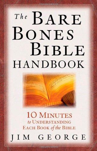 9780736916547: The Bare Bones Bible Handbook: 10 Minutes to Understanding Each Book of the Bible (The Bare Bones Bible Series)