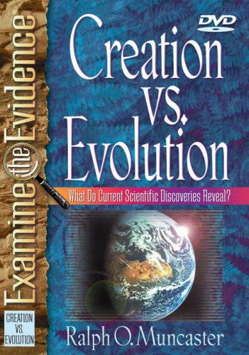 9780736917506: Creation vs. Evolution DVD: What Do Current Scientific Discoveries Reveal?