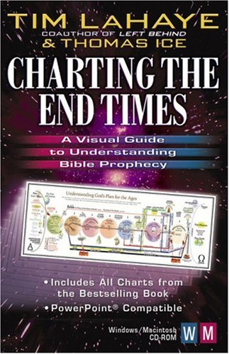 9780736917629: Charting the End Times CD-Rom: A Visual Guide to Understanding Bible Prophecy (Tim LaHaye Prophecy Library)