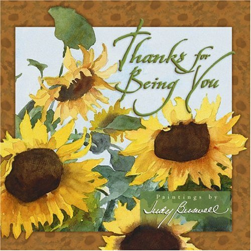 Thanks for Being You: Illustrator-Judy Buswell