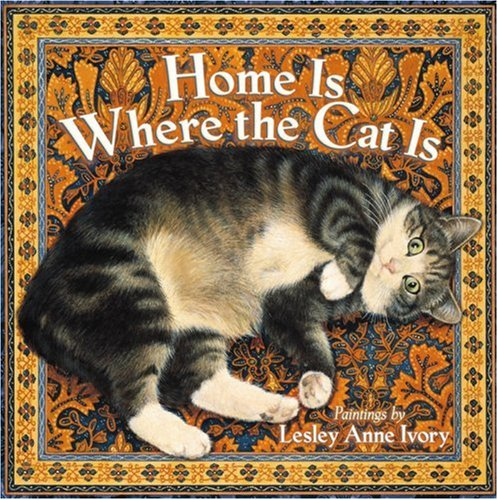 9780736918480: Home Is Where the Cat Is