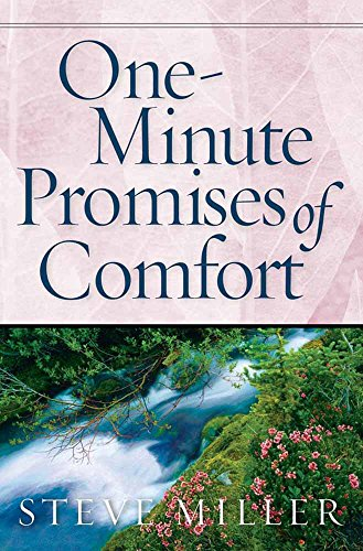 9780736919432: One-Minute Promises of Comfort