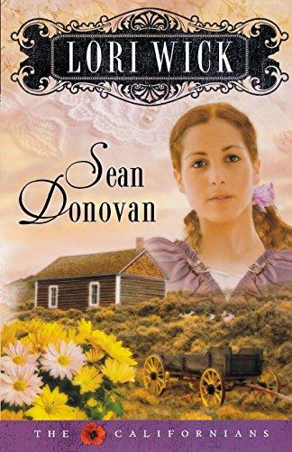 9780736919470: Sean Donovan (The Californians, Book 3)