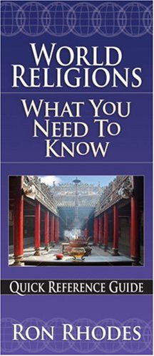 9780736919555: World Religions: What You Need to Know (Quick Reference Guides)