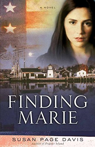 Finding Marie (Frasier Island, Book 2): Davis, Susan Page