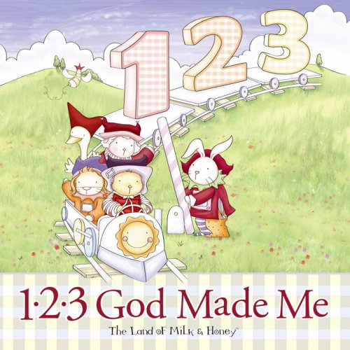 1-2-3 God Made Me (The Land of: Land of Milk