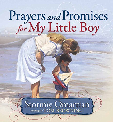 9780736921596: Prayers and Promises for My Little Boy
