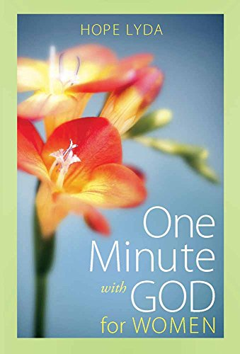 9780736921671: One Minute with God for Women