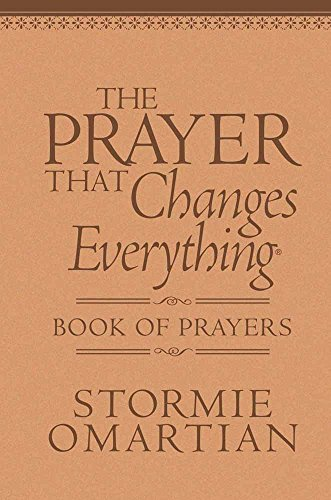 9780736922074: The Prayer That Changes Everything® Book of Prayers Milano Softone™: The Hidden Power of Praising God (Power of a Praying)
