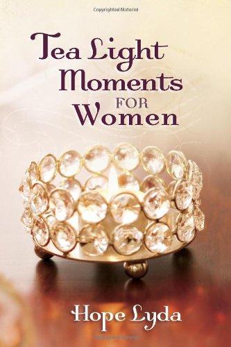 9780736922333: Tea Light Moments for Women