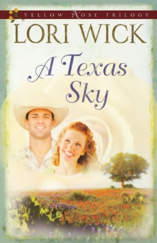 9780736922418: A Texas Sky (Yellow Rose Trilogy)