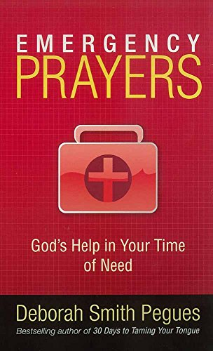 9780736922463: Emergency Prayers: God's Help in Your Time of Need
