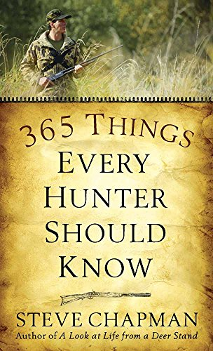 9780736922487: 365 Things Every Hunter Should Know