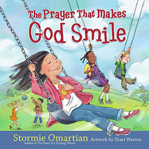 9780736923149: The Prayer That Makes God Smile (The Power of a Praying Kid)