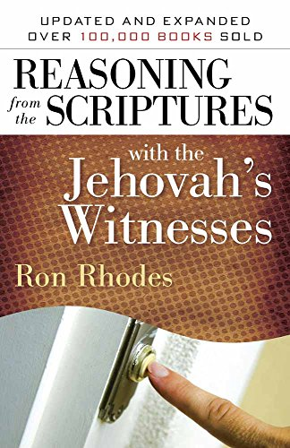 9780736924511: Reasoning from the Scriptures with the Jehovah's Witnesses