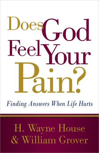 9780736924764: Does God Feel Your Pain?: Finding Answers When Life Hurts