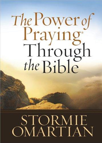 9780736924955: The Power of Praying® Through the Bible (The Power of Praying)