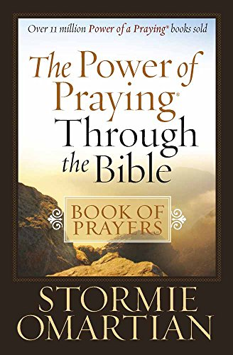 9780736925334: The Power of Praying® Through the Bible Book of Prayers