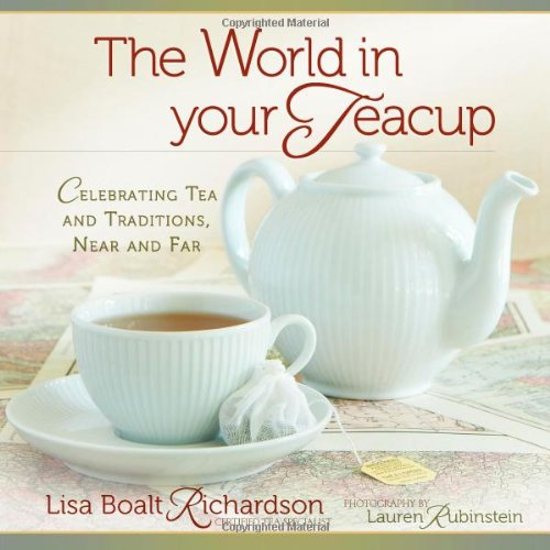 9780736925808: The World in Your Teacup