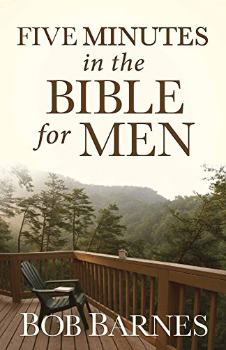 9780736926973: Five Minutes in the Bible for Men