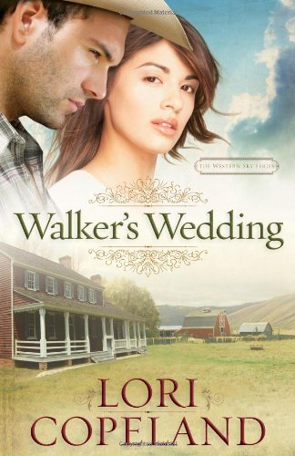9780736927611: Walker's Wedding (The Western Sky Series)