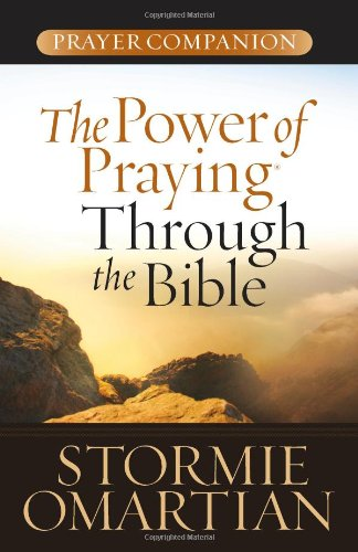 9780736927840: The Power of Praying® Through the Bible Prayer Companion (Power of a Praying)