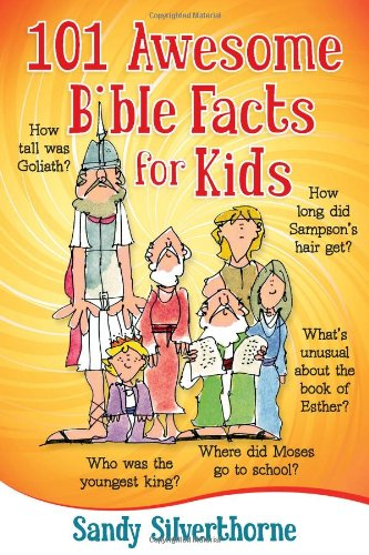 9780736929264: 101 Awesome Bible Facts for Kids