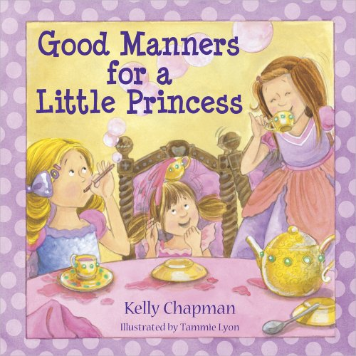 Good Manners for a Little Princess (Hardback)