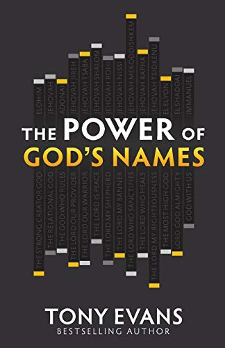 9780736939973: The Power of God's Names