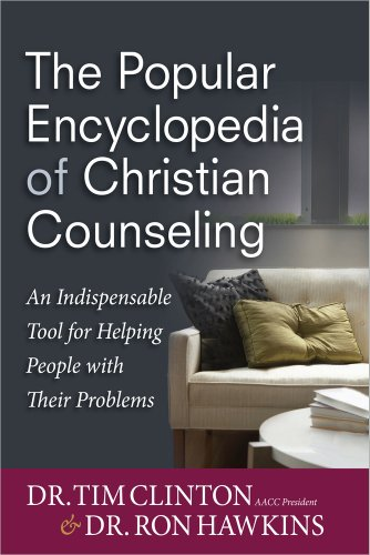 9780736943567: The Popular Encyclopedia of Christian Counseling: An Indispensable Tool for Helping People with Their Problems