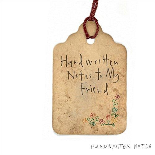 9780736945707: Handwritten Notes to My Friend