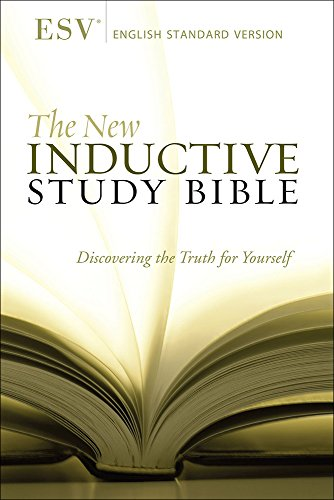 9780736947008: The New Inductive Study Bible (ESV)