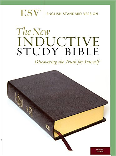9780736947091: The New Inductive Study Bible (ESV)