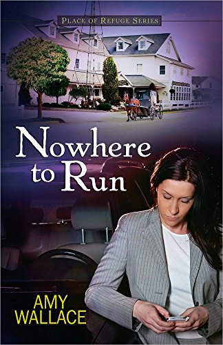 9780736947336: Nowhere to Run (Place of Refuge Series)